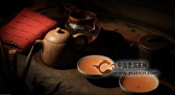 """寻找普洱茶的""""文化踪迹"""""""