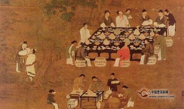 宋代普洱茶的饮茶风尚