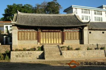 易武老街的文化历史(组图)