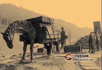 历史上老普洱与六堡茶的关系